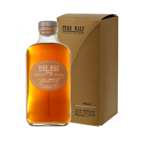 whisky Nikka pure malt white