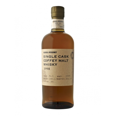 whisky Nikka coffey malt 1998