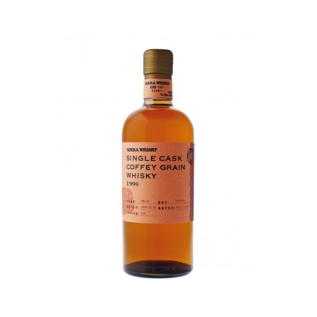 whisky Nikka coffey grain 1999