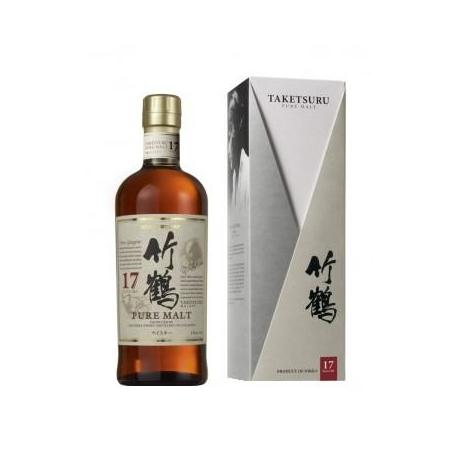 whisky Nikka Taketsuru 17 ans