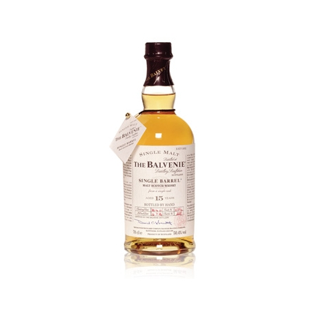 The Balvenie 15 ans single barrel