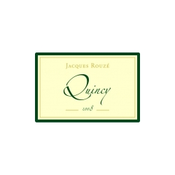 Jacques Rouzé Quincy blanc 2015