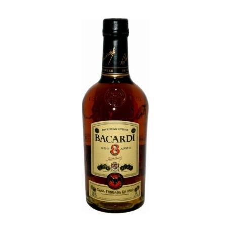 Bacardi 8 ans