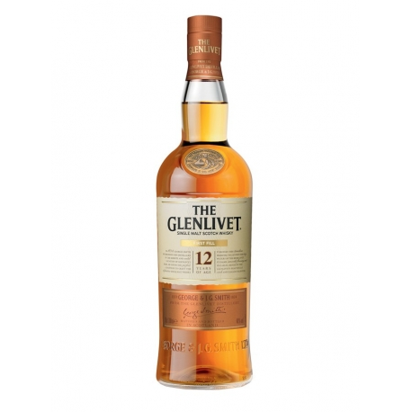 The Glenlivet 12 ans First Fill