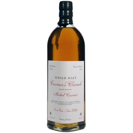 Michel couvreur clearach-whisky français