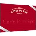 Livraison gratuite - Carte privilège