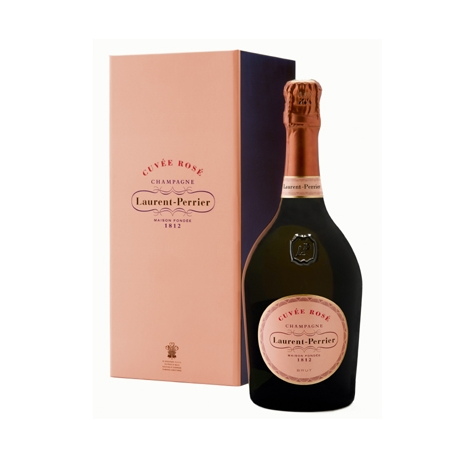 Laurent Perrier cuvée rosé brut