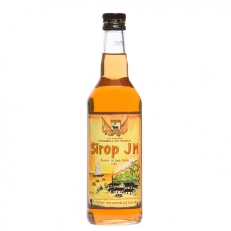 J.M Sirop de canne