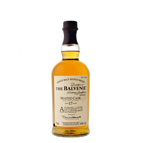 The Balvenie 17 ans single cask