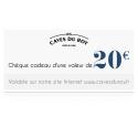 Chèque Cadeau 20 €