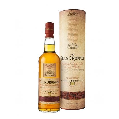 Glendronach cask strength 5