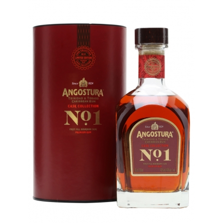 Angostura n°1 cask collection