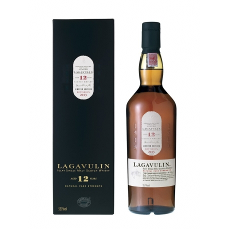 Lagavulin 12 ans 13th release