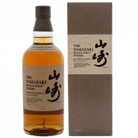 Yamazaki Bourbon 2013