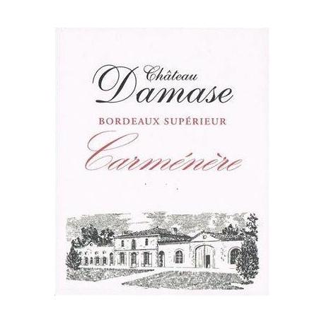 Château Damase 2011 Carmenere