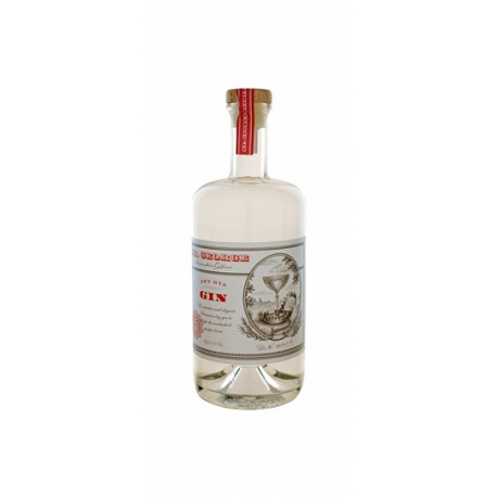 St Georges gin rye