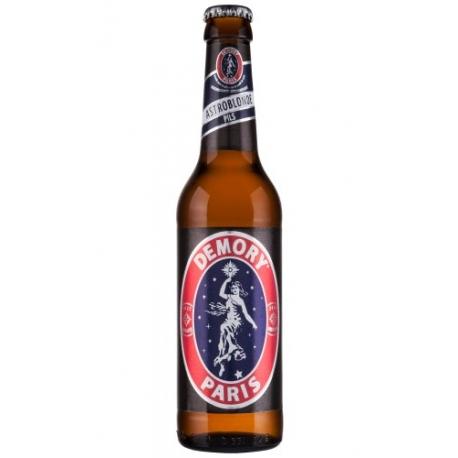 bière Demory Paris Astroblonde