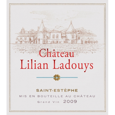 Château Lilian Ladouys 2009