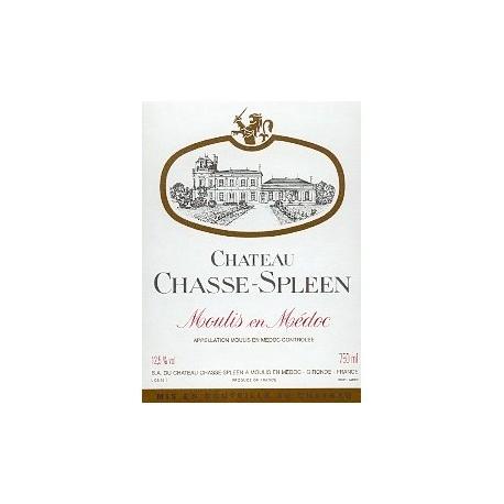Château Chasse Spleen 2014