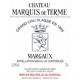 Château Marquis de Terme 2008