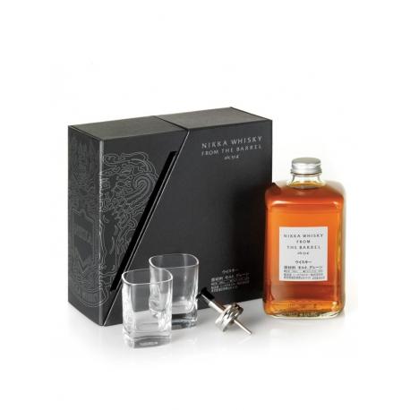 Coffret dégustation whisky japonais