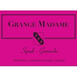 Grange Madame rosé 2013