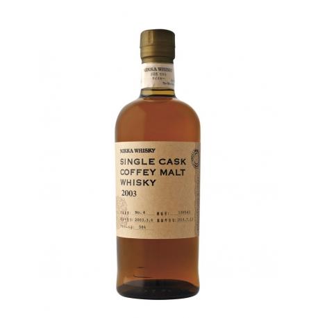 whisky Nikka 2003 coffey grain single cask