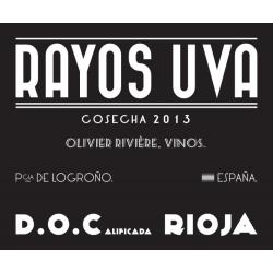 Rayos Uva Riora 2018