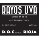 Rayos Uva Riora 2014