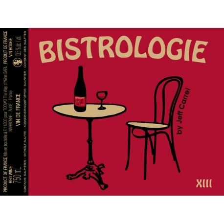 Bistrologie rouge