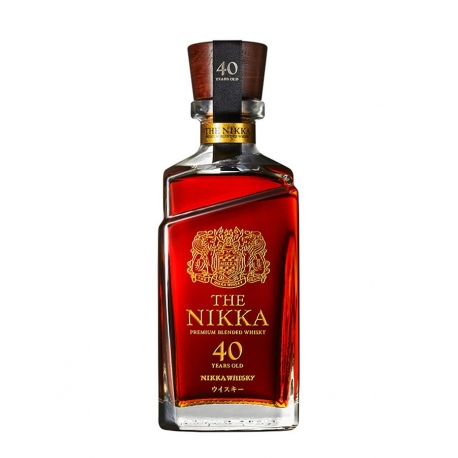 whisky Nikka 40 ans