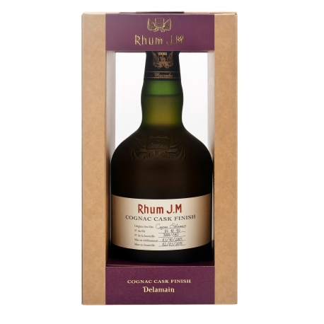 J.M cognac cask finish