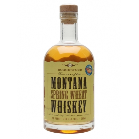Roughstock Montana spring wheat