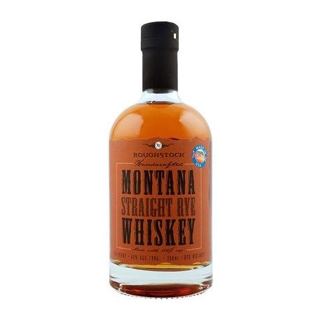 Roughstock Montana straight rye