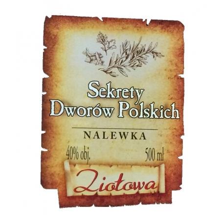 Nalewka Ziolowa