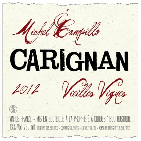 Michel Campillo Carignan 2015