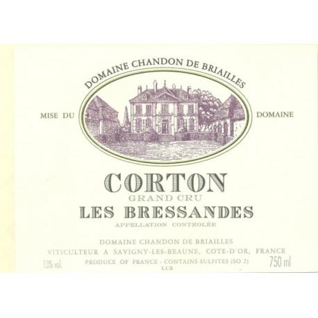 Chandon de Briailles Corton GC Les Bressandes 2011