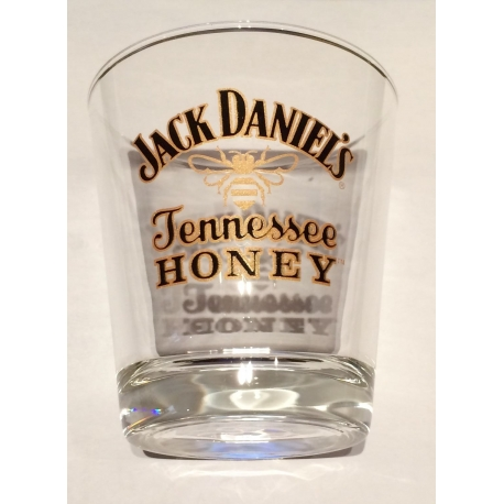 Verre Jack daniel's honey