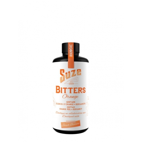 Suze orange bitters