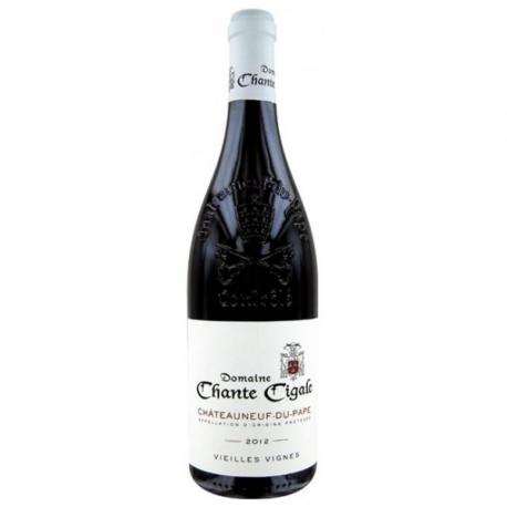 Chante Cigale vieilles vignes 2012