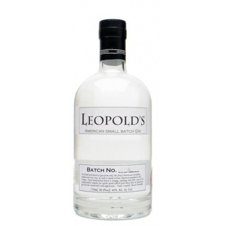 Leopold's small batch 1310