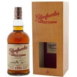 Glenfarclas 1995 cask 2283
