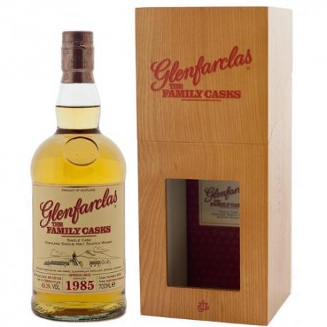 Glenfarclas 1985 cask 2593