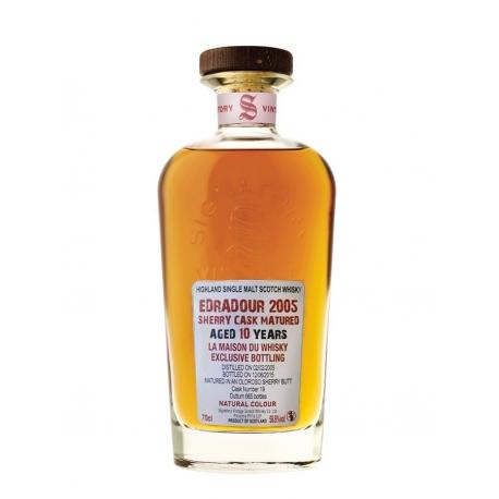 Edradour 2005 sherry