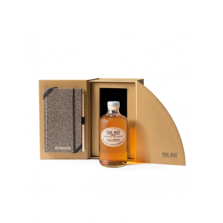 Nikka pure malt black coffret journal de dégustation