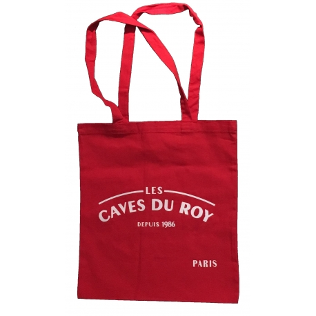 Tote Bag Les Caves Du Roy