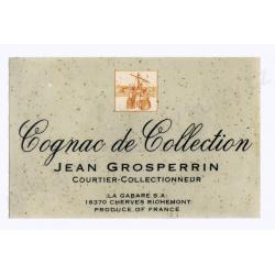 Jean Grosperrin Fins Bois 1990