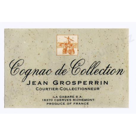 Jean Grosperrin Bois Ordinaires 1989