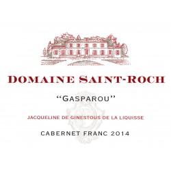 Saint Roch cabernet franc 2013