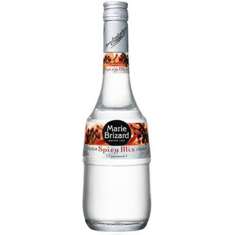 Liqueur spicy mix Marie Brizard